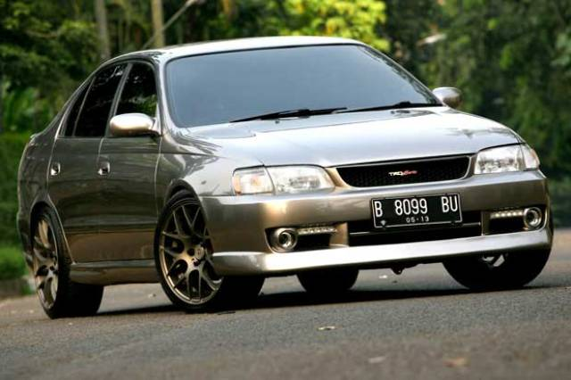 7 Modifikasi Sedan Toyota Corona Absolute Terbaru