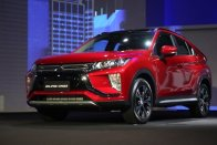 Mitsubishi ECLIPSE CROSS Siap Tampil DI GIIAS 2019