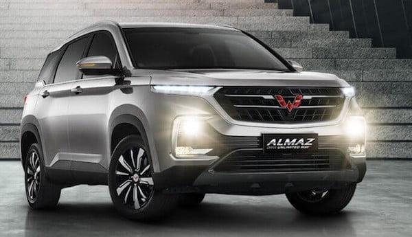 Wuling Almaz Sabet Gelar FORWOT Car of the Year 2019, Wuling Almaz Berubah Menjadi Chevrolet Captiva Ketika Di Thailand