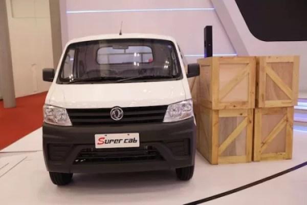 Cicilan DFSK Super Cab Mulai Rp 100 Ribu per Hari