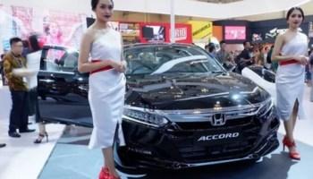 Honda Meriahkan GIIAS Hadir Dengan Tema 'ESCALATING JOYS'