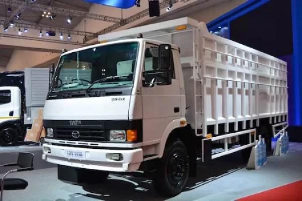 Tata Motors Siap bersaing di Medium Truck dan Light Truck