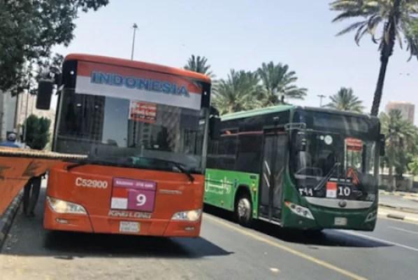 Bus shalawat Beroperasi Kembali
