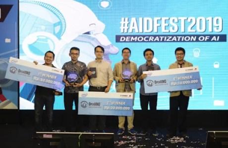 PT Synnex Metrodata Indonesia dan Intel Corporation Umumkan Kompetisi OpenVinoTM