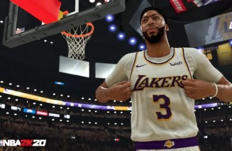 Jadilah yang Pertama Bermain NBA 2K20