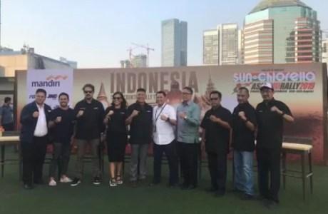 Indonesia Cross Country Rally Team Siap Berlaga Di AXCR