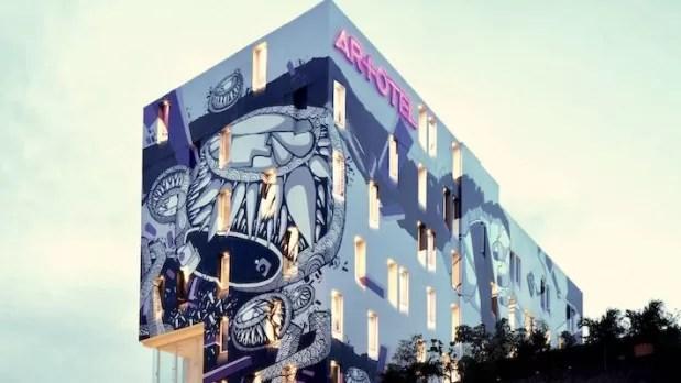Artotel Thamrin Jakarta Tawarkan Design dan Konsep Yang Berbeda