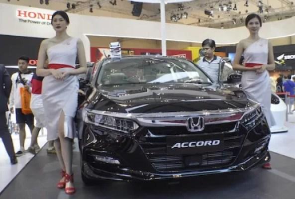 Fungsi Rem Otomatis Di Teknologi Honda SENSING All New Accord