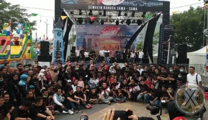 Festival Avanza-Veloz Sebangsa Di Pekanbaru