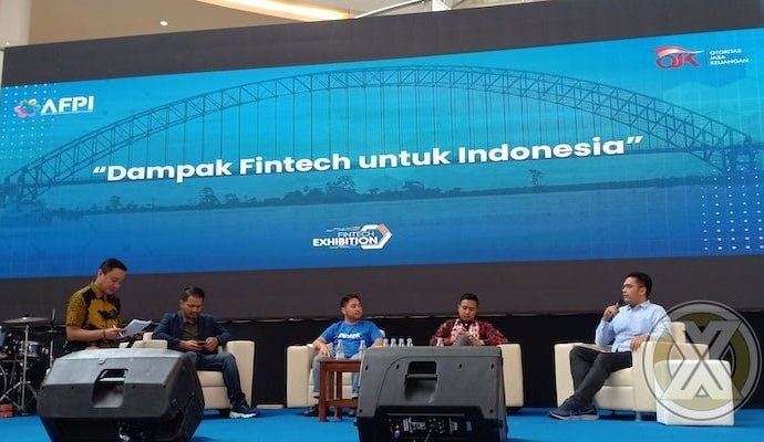 JULO Meriahkan Fintech Exhibition 2019