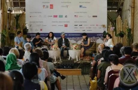 Ubud Writers Readers Festival 2019