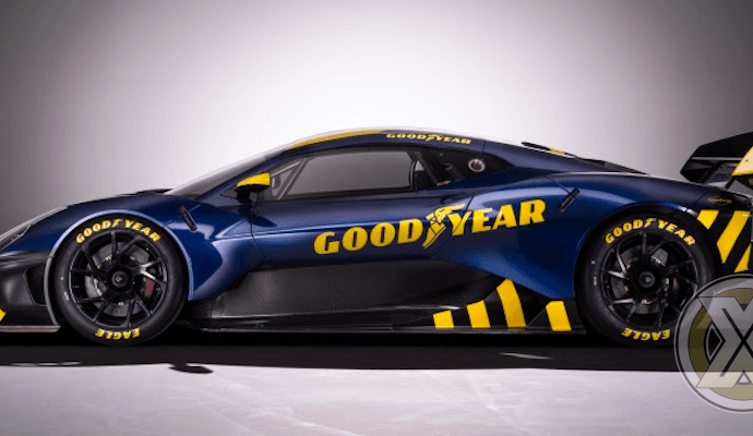 Goodyear Jalin Kemitraan Global Dengan Brabham Automotive
