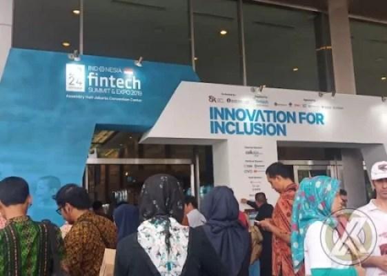 Indonesia Fintech Summit & Expo 2019 Mendorong Inovasi Keuangan Digital