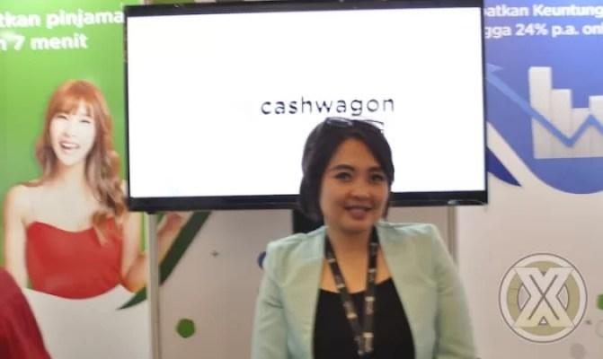 Cashwagon Hadir Di Fintech Summit 2019