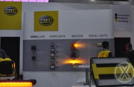 HELLA Hadirkan Dua Lampu Inovatif Di Mining Indonesia 2019
