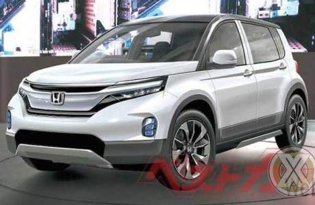 Honda Siapkan Mobil Kompak Hanya 1000cc