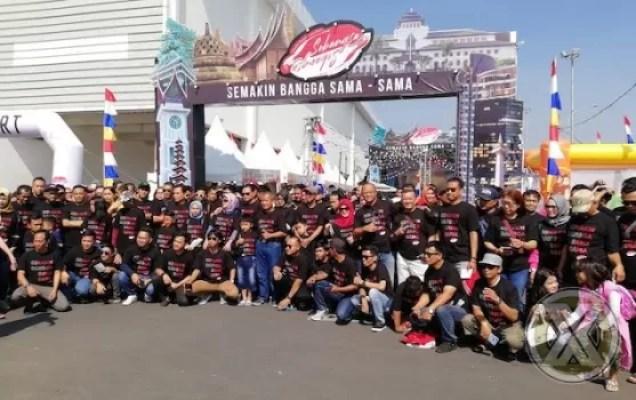 VELOZITY Meriahkan Event Avanza Veloz Sebangsa Di Semarang