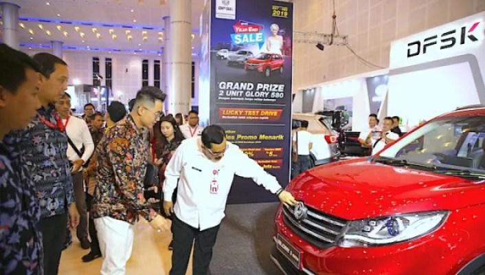 DFSK Ikut Serta Memeriahkan IIMS Surabaya 2019