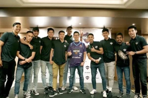 Mekari Dukung Tim Basket Amartha Hangtuah di Musim Kompetisi Mendatang