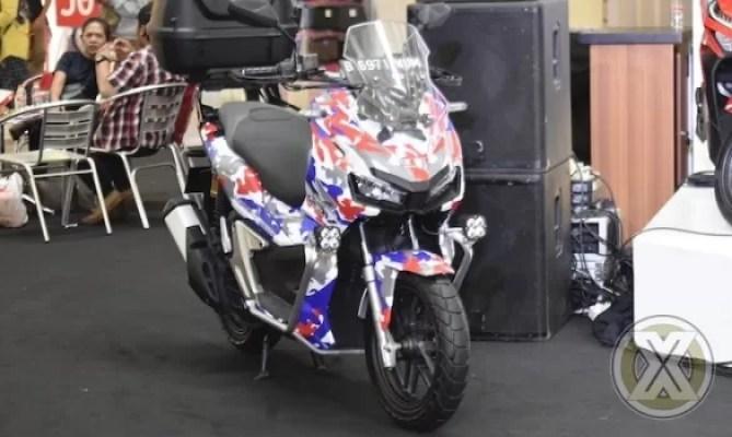 Honda Premium Matic Day Hadirkan ADV150