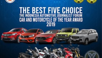 Finalis FORWOT Motorcycle & Car of the Year 2019