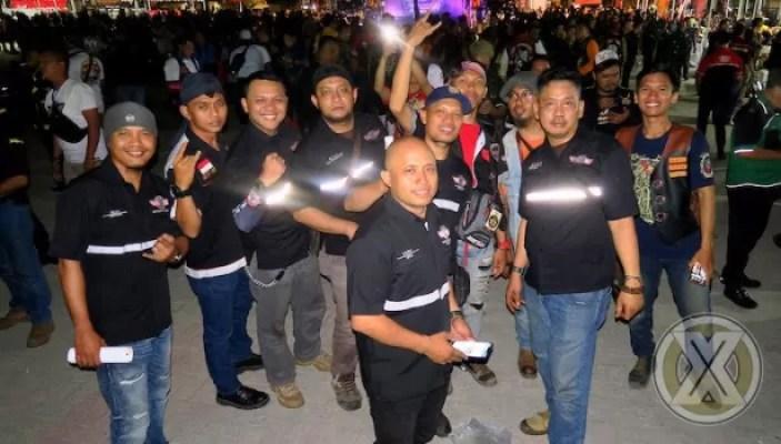Jamnas HTCI 2019 Menjadi Pesta Motor Tiger Indonesia