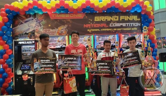 Grand Final Timezone Maximum Tune (MT) 6 Pemenangnya