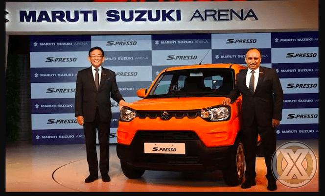 Suzuki S-Presso Resmi Diluncurkan di India