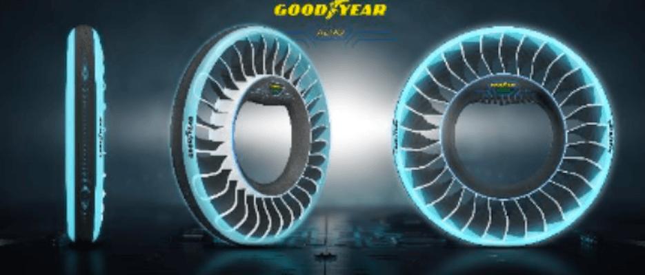 Goodyear Hadirkan Terobosan Mobil Masa Depan di Tokyo Motor Show 2019