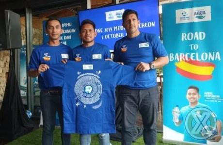 Aqua Danone Persiapkan Dua Tim U-12 Menuju Final Dunia DNC Barcelona