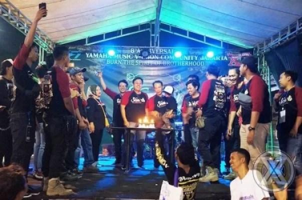 YMVC Jakarta Rayakan Perayaan Ulang Tahunnya ke-8