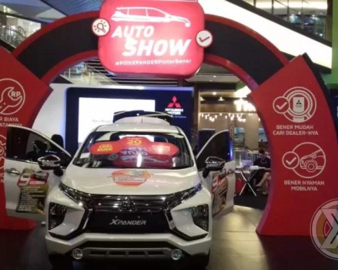 Mitsubishi Motors Auto Show Ramaikan AEON Jakarta Garden City