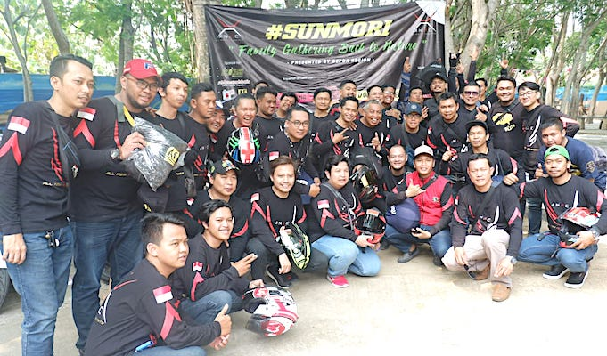 Sunmori ANPC Kunjungi Wanagriya Ciseeng-Parung Bogor