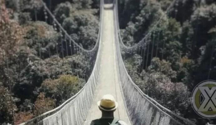 Festival Pesona Lokal Dengan Mengunjungi Jembatan Gantung Situ Gunung Di Sukabumi