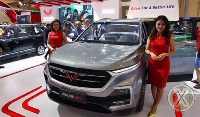Wuling Motors Hadir di GIIAS Medan 2019