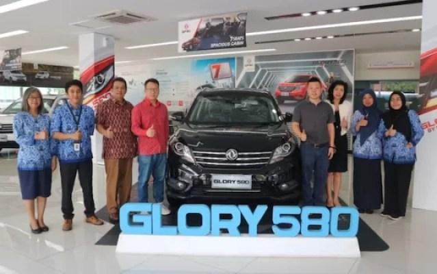 DFSK Undi Program Year End Sale Dengan Grand Prize Glory 580