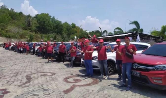 DFSK Glory Day Kunjungi Lampung