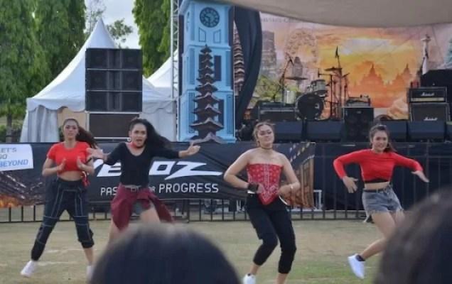 Festival Avanza-Veloz Sebangsa Kini Di Bali