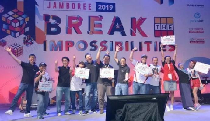 Toyota Jamboree 2019 Libatkan Peran TOC