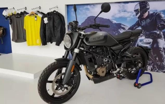 Husqvarna Svartpilen 701 Meriahkan IIMS Motobike Expo 2019