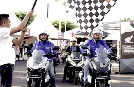 DAM Ajak Biker dan IMHC Urban Exploride di Kota Cirebon