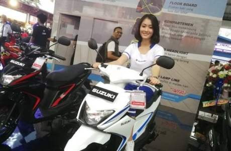 Suzuki NEX II Skutik Jadi Value Terbaik Di GridOto Award 2019