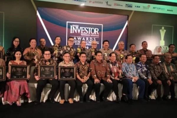 FIFGROUP Sabet Investor Award 2019