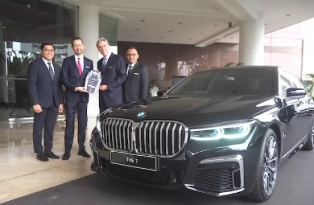 GRAND HYATT JAKARTA DAN BMW INDONESIA Jalin Kerjasama