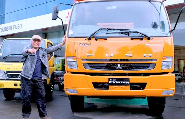 Mitsubishi Fuso Tutup Tahun Adakan Truck Campaign Dorong Performa Penjualan