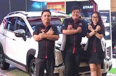 XPANDER CROSS Kunjungi Summarecon Mall Serpong Dengan Penawaran Menarik Dari DIPO