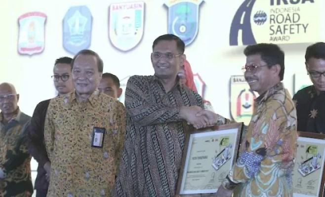 Adira Finance Kembali Gelar IRSA 2019 Anugerah Tingkatkan Keselamatan Masyarakat