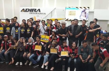 Safety Campaign Award Bentuk Kepedulian Adira Akan Keselamatan Di Jalan