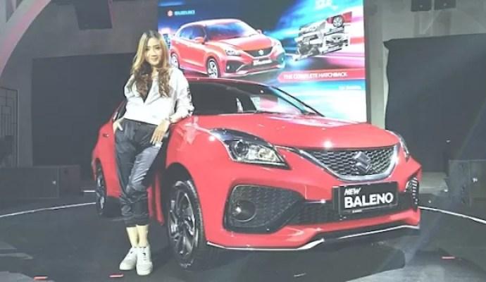 Suzuki New Baleno Meluncur Dengan Complete Hatchback