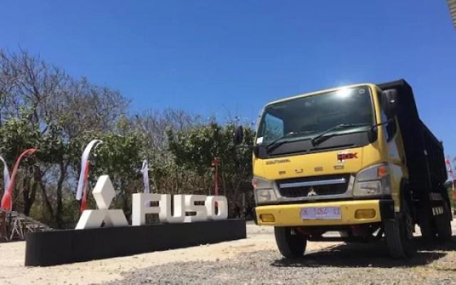 Mitsubishi Fuso Kuasai Pasar Kendaraan Niaga di Tahun 2019